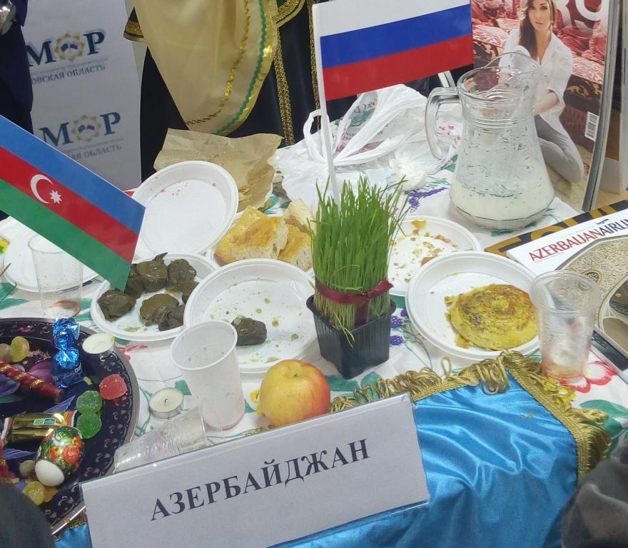 Энергеты приняли участие в празднике «Навруз Байрам»